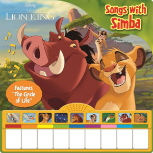 Songs with Simba