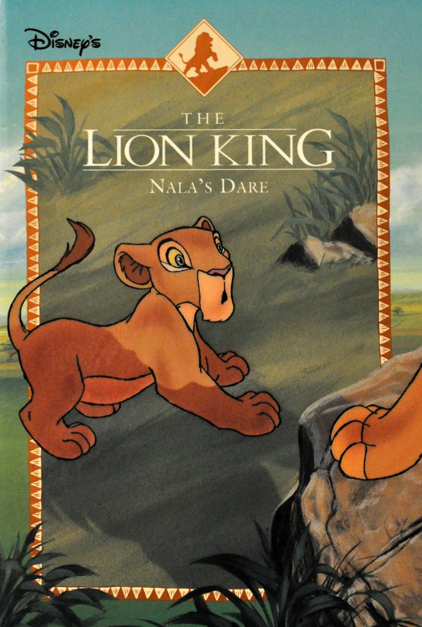 Nalas Dare The Lion King Wiki Fandom Powered By Wikia