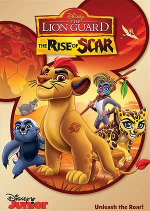 Rise of Scar DVD