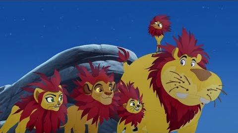 Lion Guard May There Be Peace Song The Ukumbusho Tradition HD Clip