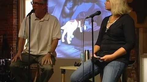 3 Q&A Disney Director, Imagineer, Animator George Scribner