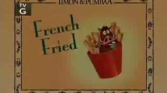 French Fried (Part 1 3)