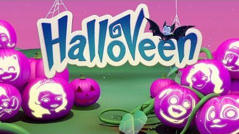 It's HalloVeen Music Video Vampirina Disney Junior