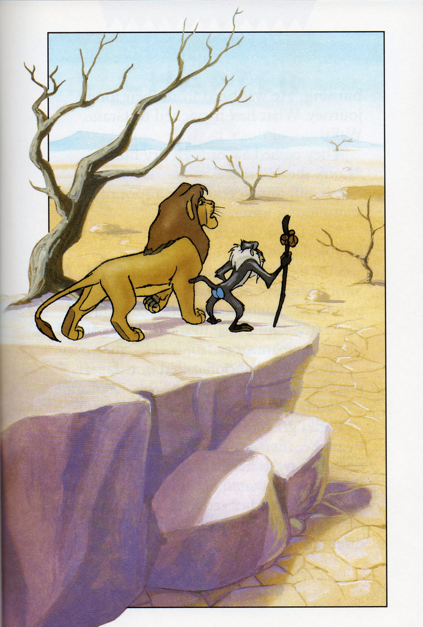 Follow The Leader The Lion King Wiki Fandom