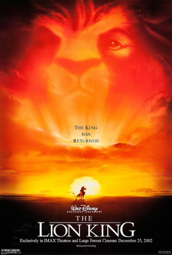 TLK 2002 IMAX Poster