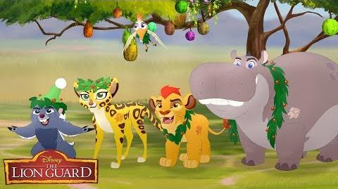 The Twelve Ways of Christmas Music Video The Lion Guard Disney Junior