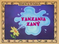 Tanzania Zany