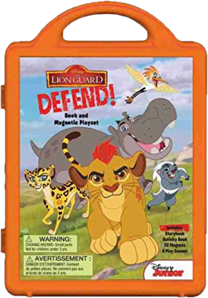 Lion Guard Defend