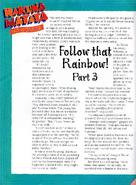 Follow that Rainbow 9