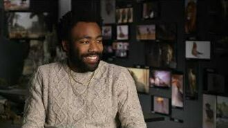 THE LION KING - Donald Glover Interview