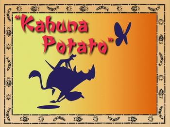 Kahuna Potato