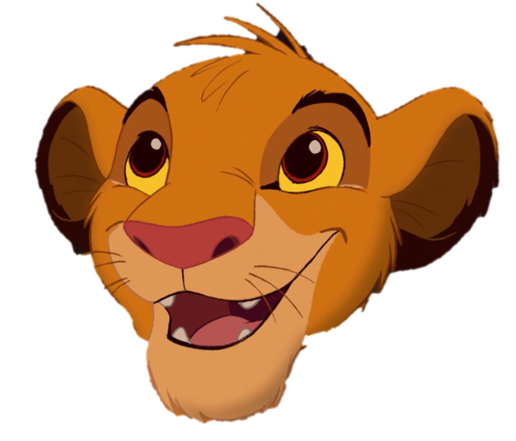 Image - Smiling simba.png   The Lion King Wiki   FANDOM powered by Wikia for Lion Face Animation  55jwn