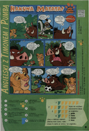 Timon n Pumbaa comic 3