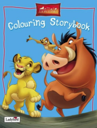 Colouring Storybook 2