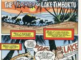 The Terror of Lake Timbuktu