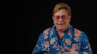 THE LION KING - Elton John Interview