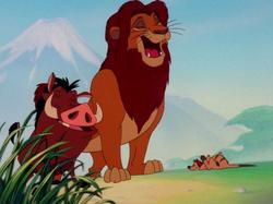 COLT Timon Pumbaa & Simba