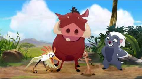 The Lion Guard Song Don't Make A Stink