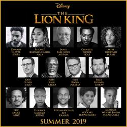 2019 cast