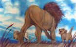Mufasa-Simba-Scar