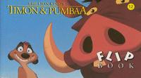 Timon&Pumbaa Flip Book