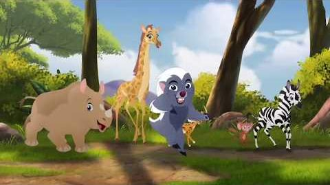 The Lion Guard - Babysitter Bunga Season 2 Mini preview