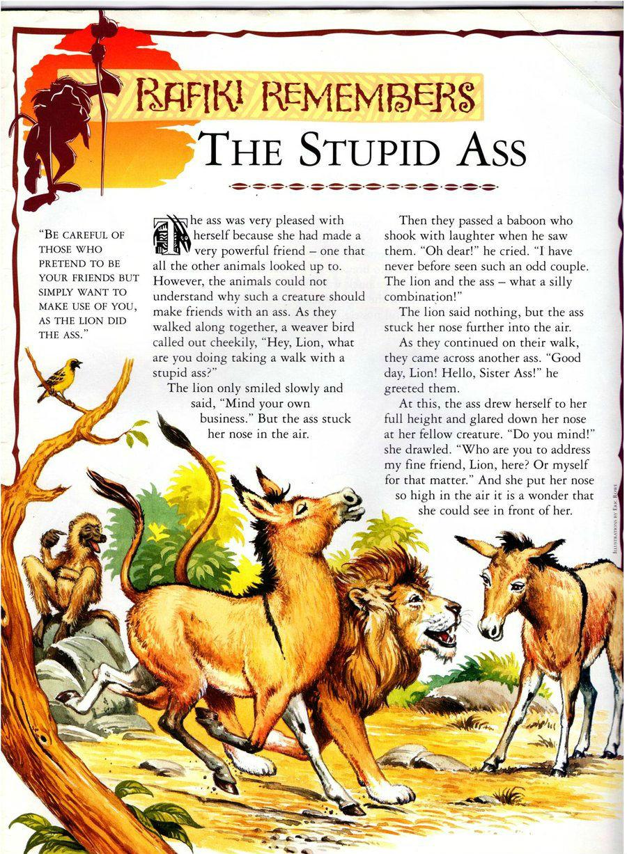 The Stupid Ass