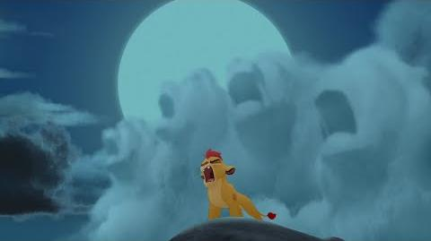 Kion's Roar of the Elders - Too Many Termites Lion Guard HD Clip
