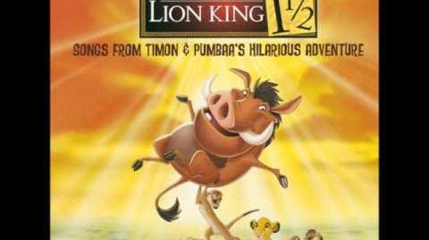 The Lion King 1½ - Grazing in the Grass