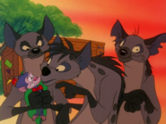 BTB hyenas & Simon7