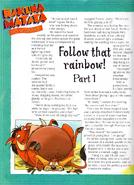 Follow that Rainbow 1