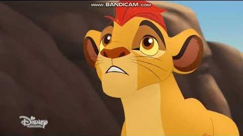 The Lion Guard Premiere Clip Bridge Collapse The Wisdom of Kongwe