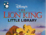 The Lion King: Little Library