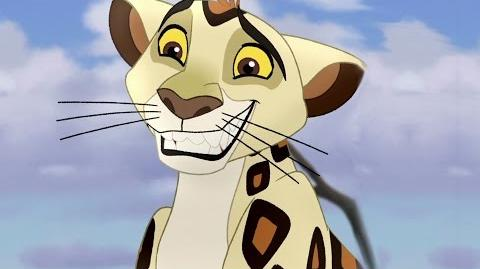 Lion Guard Meet Badili! EXTENDED HD Clip The Trouble With Galagos