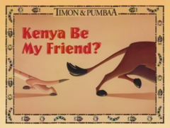 KenyaBeMyFriend?
