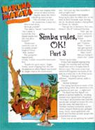 Simba Rules 9