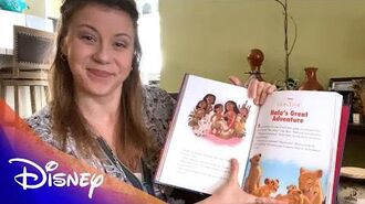 Storytime with Jodie Sweetin Disney