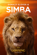 The Lion King 2019 Character Poster 01