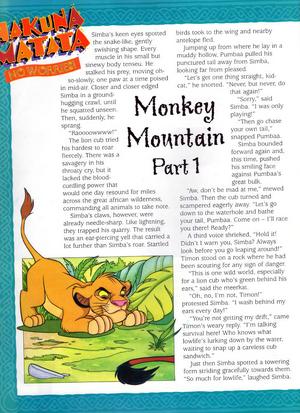 Monkey Mountain 1