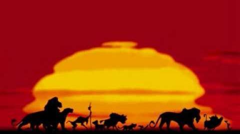 06 It's Time - Lebo M (Lion king)