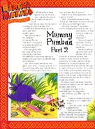 Mummy Pumbaa 5