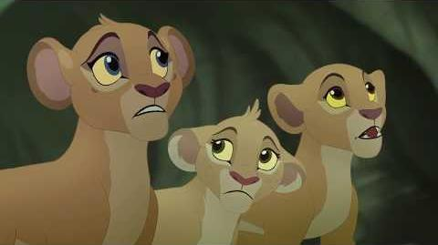 Friends are right by your side (The Lion Guard)