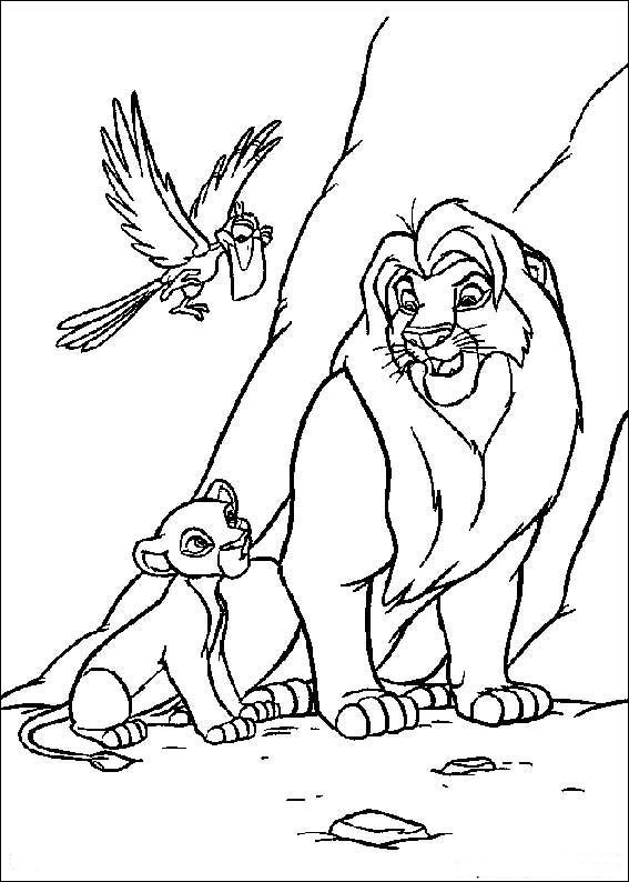 Image - Lion-king-coloring-pages21.jpg | The Lion King Wiki | FANDOM ...