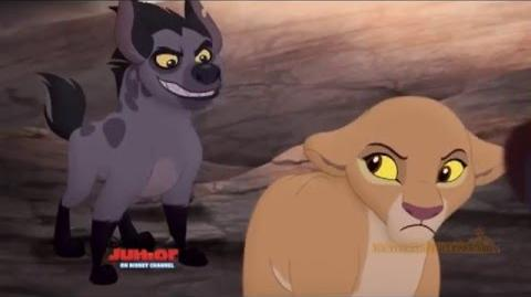 Kiara in the Outlands The Lion Guard Can't Wait to be Queen clip