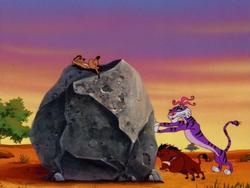 DOA Timon Pumbaa & tigress5