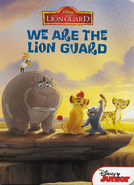 We Are The Lion Guard 1