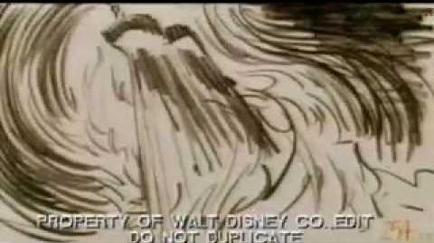 The Lion King - Alternate Ending (Storyboard)-1