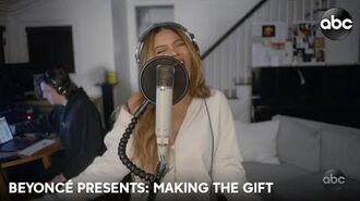 Tomorrow on ABC - Beyoncé Presents Making The Gift