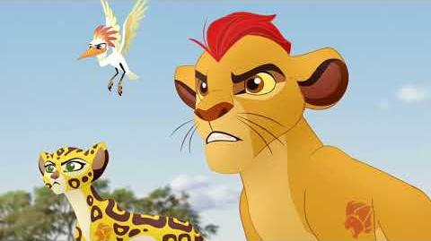 The first mission of the Hyena Resistance (The Lion Guard)