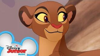 Welcome to the Tree of Life Music Video🌴 The Lion Guard Disney Junior